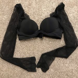 Intimissimi crop top/bra
